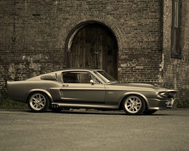 1967 Ford Eleanor
