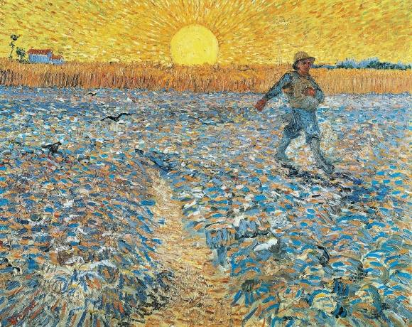 Van Gogh - The Sower