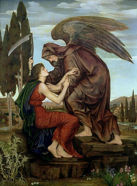 441px-Evelyn_De_Morgan_-_Angel_of_Death